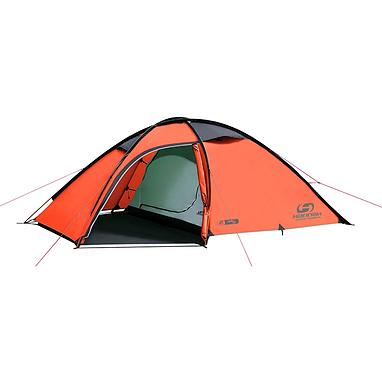 Палатка трехместная Hannah Sett Red