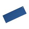 Коврик самонадувающийся Terra Incognita Camper 3.8 (183х63х3,8 см) синий - фото 1