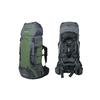 Рюкзак треккинговый Terra Incognita Rango 75 зеленый/серый - фото 1