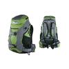 Рюкзак туристический Terra Incognita Nevado 50 зеленый/серый - фото 1