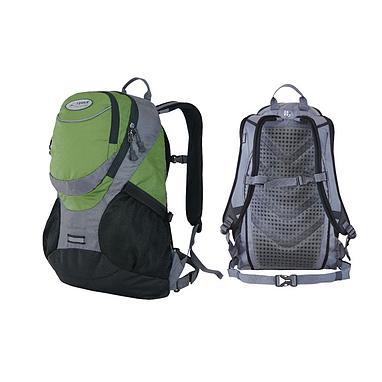 Рюкзак городской Terra Incognita Ventura 22 зеленый/серый