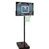 Баскетбольная стойка (мобильная) NBA Logoman 44