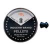 Пули пневматические Shanghai Black hollow pointed, 500 штук 4,5 мм - фото 1