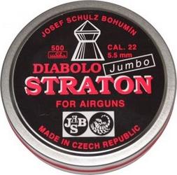 Пули JSB Match Diabolo Straton 5,5 мм