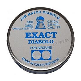 Фото 1 к товару Пули JSB Match Diabolo Exact Express 4,52 мм