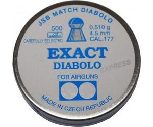 Пули JSB Match Diabolo Exact Express 4,52 мм