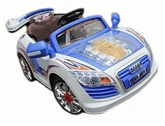 Машина электрическая детская Profi M 0560
