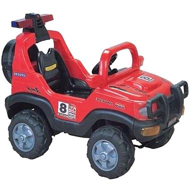 Машина электрическая детская Profi FB 958 красная