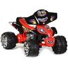 Квадроцикл электрический детский Profi Bambi красный - фото 1