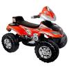 Квадроцикл электрический детский Profi Bambi M красный - фото 1
