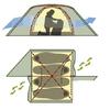 Палатка четырехместная Rondo 4 Alexika - фото 3