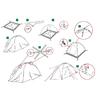 Палатка двухместная Rondo 2 Plus Alexika - фото 4