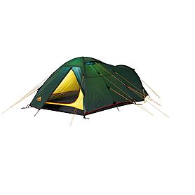 Фото 2 к товару Палатка четырехместная Zamok 4 Alexika