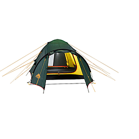 Фото 5 к товару Палатка четырехместная Zamok 4 Alexika