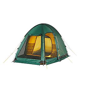 Фото 4 к товару Палатка трехместная Minesota 3 Luxe Alexika зеленая