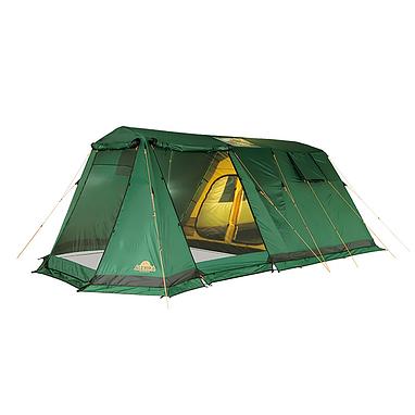 Палатка пятиместная Victoria 5 Luxe Alexika зеленая