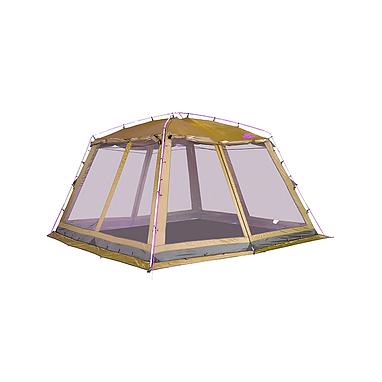 Тент-палатка China House Alexika бежевая