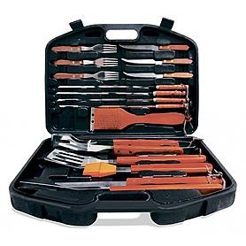 Фото 1 к товару Набор инструментов для барбекю Grilly BBQ-605