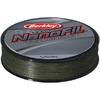 Шнур Berkley NanoFil 125м 0,10мм 5,732кг зелёный - фото 1