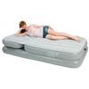 Кровать - шезлонг надувная Intex 67386 (211х104х81 см) - фото 2