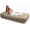 Кровать надувная односпальная Intex 67742 (191х99х38 см) - фото 1