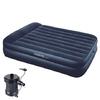 Кровать надувная двуспальная Bestway 67345 (203х163х48 см) - фото 1
