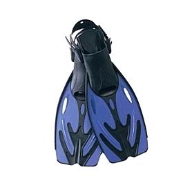 Ласты c открытой пяткой 27016 Bestway синие, размер - 37-42