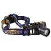 Фонарь налобный с линзой и фокусировкой луча 200 м Lineaeffe 3 Watt Cree LED - фото 1