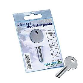 Фото 1 к товару Точилка алмазная Balzer для крючков (ключик)