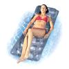 Матрас надувной пляжный Comfort Bestway 43024 (188х71 см) - фото 1