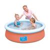Бассейн надувной детский Splash and Play BestWay 57241 (152х38 см) - фото 1