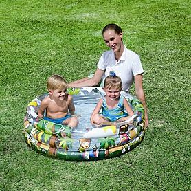 Фото 1 к товару Бассейн детский надувной