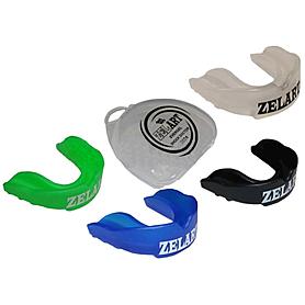 Капа однорядная Zelart в пластиковой упаковке - S