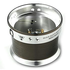 Фото 3 к товару Катушка Balzer Feedermaster 9600 BR 8+1 200м - 0,10мм/370м - 0,25мм 4,5:1
