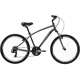"""Велосипед горный Norco Plateau 26"""" 2013 серый"""