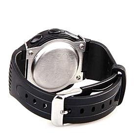 Фото 2 к товару Пульсотахограф - наручные часы профессиональный HRM-2518 черные