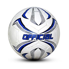 Мяч футбольный Official Белый