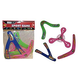 Распродажа*! Набор бумерангов Sport Game GT-1027 (4 шт)