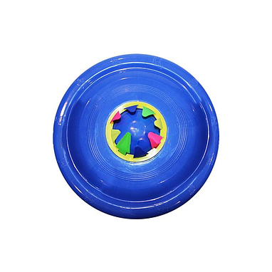 Летающая тарелка Фрисби IG-3222 Цветок