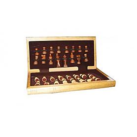 Фото 1 к товару Шахматы деревянные IG-CH-07