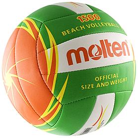 Фото 1 к товару Мяч волейбольный Molten V5B1500-LO