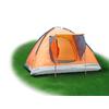 Палатка трехместная Mountain Outdoor Skyroc (ZLT) 213х197х133 см оранжевый - фото 1