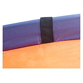 Фото 4 к товару Палатка трехместная Mountain Outdoor Skyroc (ZLT) 213х197х133 см оранжевый