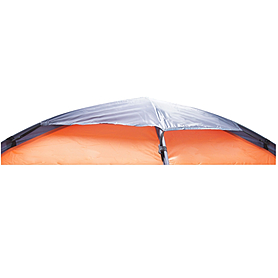 Фото 5 к товару Палатка трехместная Mountain Outdoor Skyroc (ZLT) 213х197х133 см оранжевый