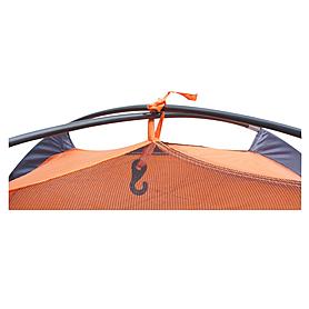 Фото 6 к товару Палатка трехместная Mountain Outdoor Skyroc (ZLT) 213х197х133 см оранжевый
