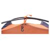 Палатка трехместная Mountain Outdoor Skyroc (ZLT) 213х197х133 см оранжевый - фото 6
