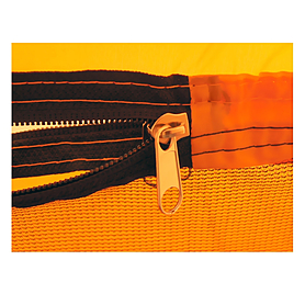 Фото 7 к товару Палатка трехместная Mountain Outdoor Skyroc (ZLT) 213х197х133 см оранжевый
