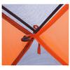 Палатка трехместная Mountain Outdoor Skyroc (ZLT) 213х197х133 см оранжевый - фото 9
