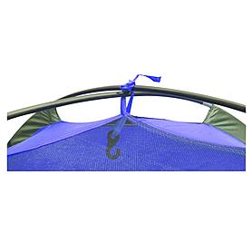 Фото 3 к товару Палатка трехместная Mountain Outdoor Skyroc (ZLT) 213х197х133 см синий