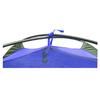Палатка трехместная Mountain Outdoor Skyroc (ZLT) 213х197х133 см синий - фото 3
